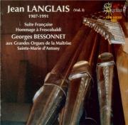 Jean Langlais Tome1