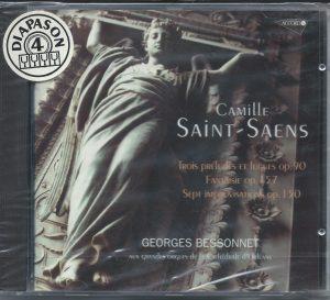 Oeuvres de Saint-Saens